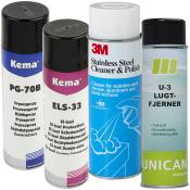 Øvrige spray-produkter