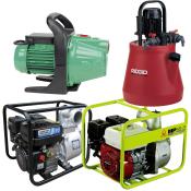 Øvrige pumper (ej VVS)