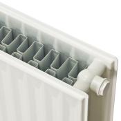 Radiatorer, termostater og styringer