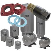 Styringer og tilbehør til pumper