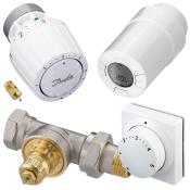 Radiatorventiler og termostater